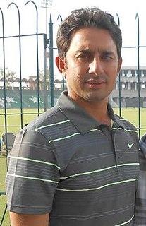 Saeed Ajmal Pakistani cricketer