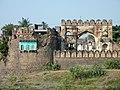 Fateh Burj of Bab uz Zafar (Kotwali Gate) in Beed.jpg