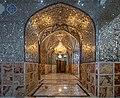 Fatima Masumeh Shrine2, Qom, Iran.jpg