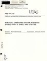 Federal Information Processing Standards Publication- portable operating system interface (POSIX) - part 2- shell and utilities (IA federalinformati189nati).pdf