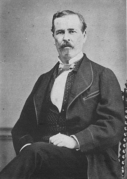General Felix Zuloaga, conservative president of Mexico during the Reform War. Felix Maria Zuloaga.jpg