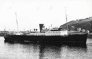 SS Fenella (1936) - Fenella