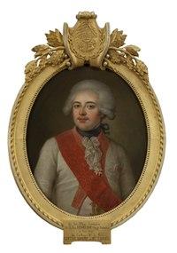 Ferdinand, hertig av Würtemberg (Ulrica Fredrica Pasch) - Nationalmuseum - 39930.tif