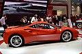 Ferrari 488 GTB at Geneva International Motor Show 2015 (Ank Kumar, Infosys) 04.jpg