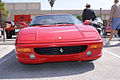Ferrari F355 1988 Berlinetta HeadOn LakeMirrorClassic 17Oct09 (14577535066).jpg