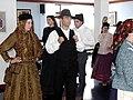 Festas populares, folclore, Grupo folclórico da Santa casa da Misericórdia de Angra Heroísmo, trajo fino, ilha Terceira, Açores, Portugal.jpg