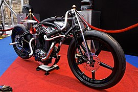 Festival automobile international 2013 - Zen Motorcycle - Tribute to Hagakure - 003.jpg