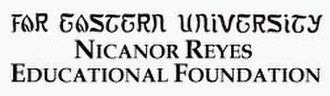 Far Eastern University – Nicanor Reyes Educational Foundation - Image: Feuferntitle