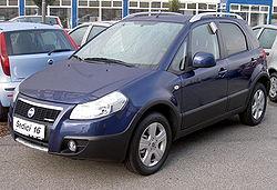 Fiat Sedici (2006?2009)