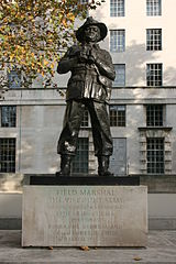Statue of the Viscount Slim