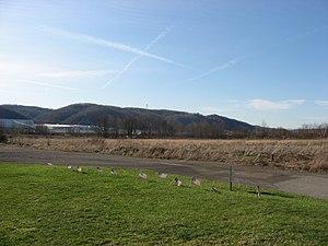 Harmony Township, Beaver County, Pennsylvania - Fields at Legionville, a historic United States Army site in Harmony Township