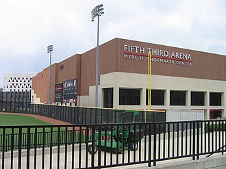 Fifth Third Arena - Image: Fifth Third 1