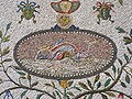 File-Pontifical Academy of Sciences, Vatican City - Fontana della Peschiera - Fish mosaic.jpg