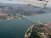 First Bosphorus Bridge Istanbul - Flickr - brewbooks.jpg