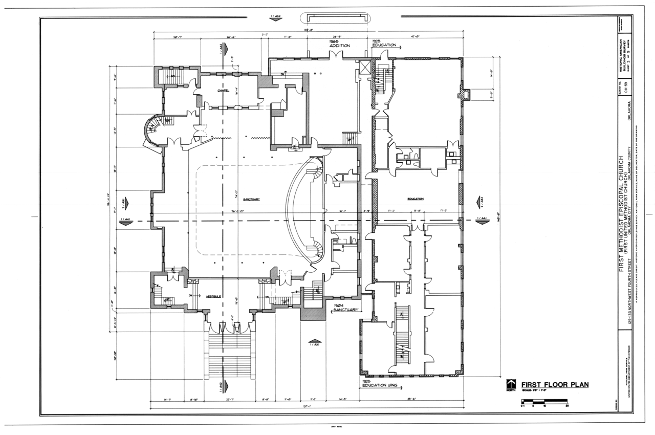 File first floor plan first methodist episcopal church for Floor plan church