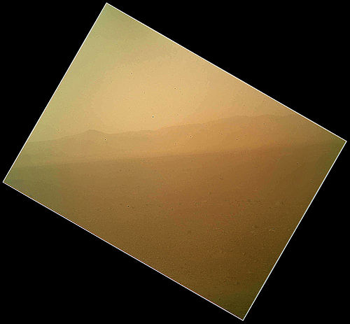 First colored image from Curiosity.jpg