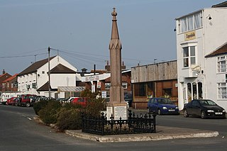 Flamborough Village and civil parish in the East Riding of Yorkshire, England