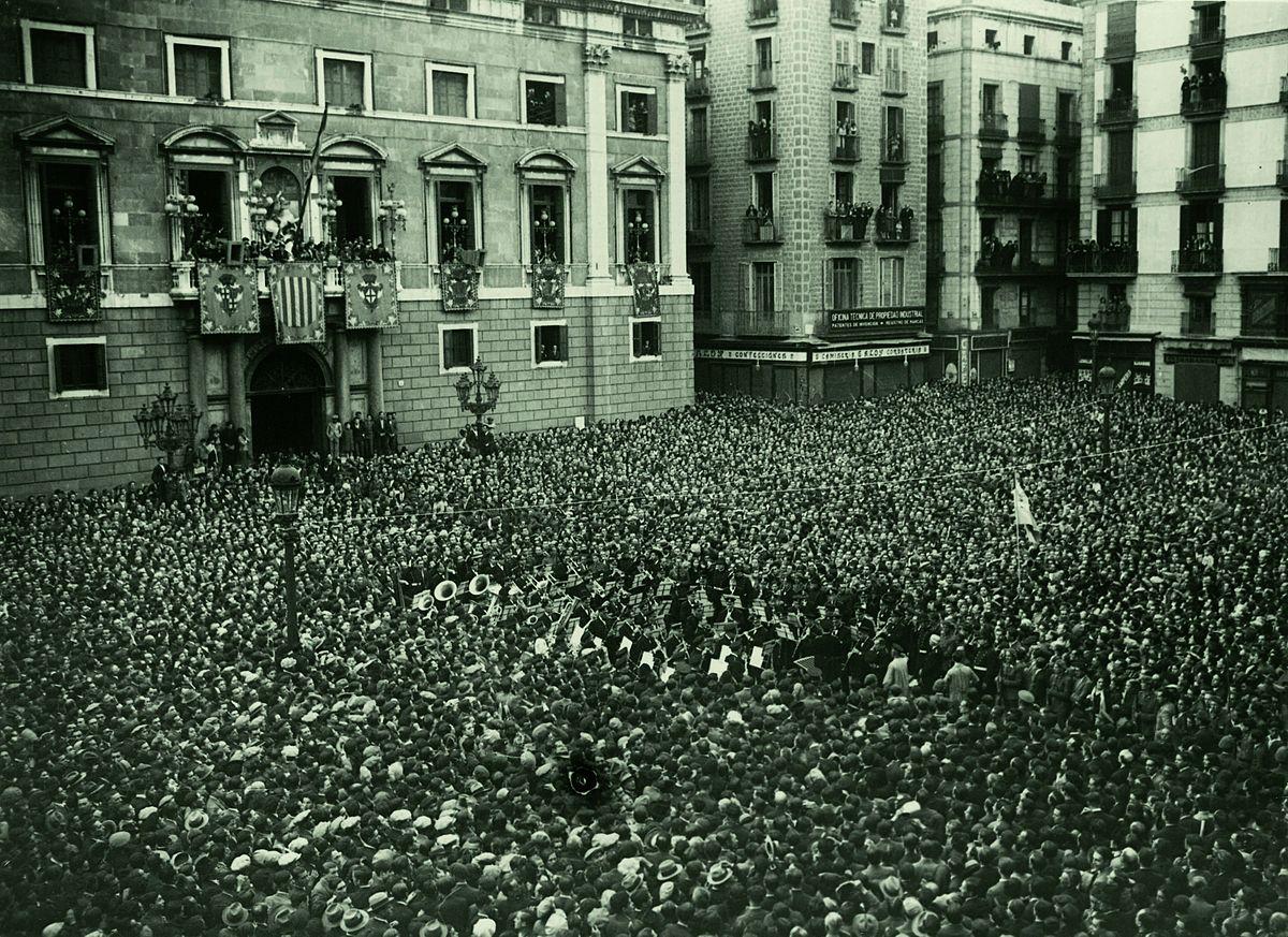 Proclamación de la Segunda República Española - Wikipedia, la ...