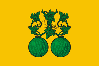 Balashov (town) - Image: Flag of Balashov (Saratov oblast)