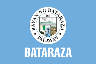 Bataraza Municipality of the Philippines in the province of Palawan