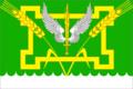 Flag of Konstantinovskoe (Krasnodar krai).png