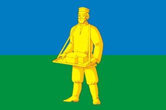 Lotoshino - Flag of Lotoshino