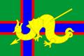 Flag of Mikhaylovskoe (Karelia).png