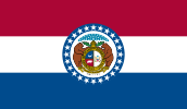 Flag of Missouri (September 4, 1913)