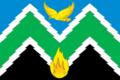 Flag of Neftegorskoe (Krasnodar krai).png