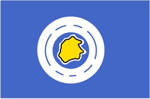 Ngeremlengui - Image: Flag of Ngeremlengui State