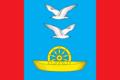 Flag of Novosyolovsky (Krasnoyarsk krai).png