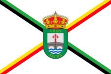 Flag of Usagre.png
