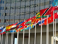 Flags of IAEA - panoramio.jpg