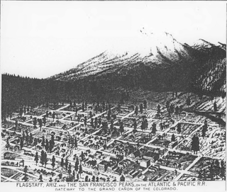 History of Flagstaff, Arizona Occurrences in Flagstaff, Arizona throughout history