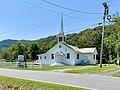 Flats of Spring Creek Missionary Baptist Church, Spring Creek, NC (50550834513).jpg
