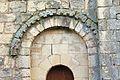 Fleury-sur-Orne église Notre-Dame d'Allemagne-la-Basse porte 02.JPG