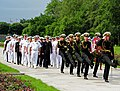 Flickr - Official U.S. Navy Imagery - French, Russian, British and U.S. Sailors walk in formation during a wreath-laying ceremony held at the Piskariovskoye Memorial Cemetery during Exercise FRUKUS 2012..jpg