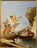 Flight into Egypt (Giambattista Tiepolo).jpg