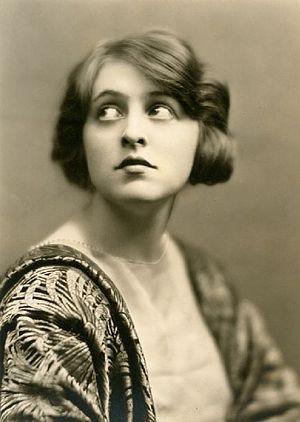 Florence Eldridge - Florence Eldridge in 1922