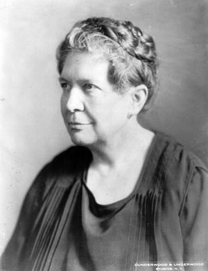 Florence Kelley - Kelley in 1925