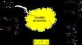 Flujos que entran o salen de un volumen de control sustancia i.png