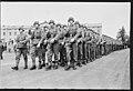 """Fo30141711140073 """"Reservebataljon Holmestrand paraderer for Quisling på Slottsplassen"""" 1942-06-14 (NTBs krigsarkiv, Riksarkivet).jpg"""