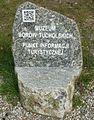 Fojutowo, Bory Tucholskie (QR stone).JPG