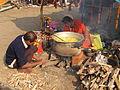 Food Preparation - Gangasagar Fair Transit Camp - Kolkata 2012-01-14 0812.JPG