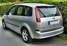 Ford C-Max Facelift 20090912 rear.JPG