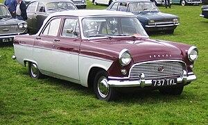 Ford Consul - Ford Consul Mark II Saloon (circa 1962)