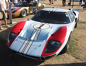 Walter Hayes -  The Ford GT40, an early input to Ford's PR from Hayes