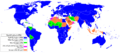 Foreign relations of Israel Map July 2011-ar.png
