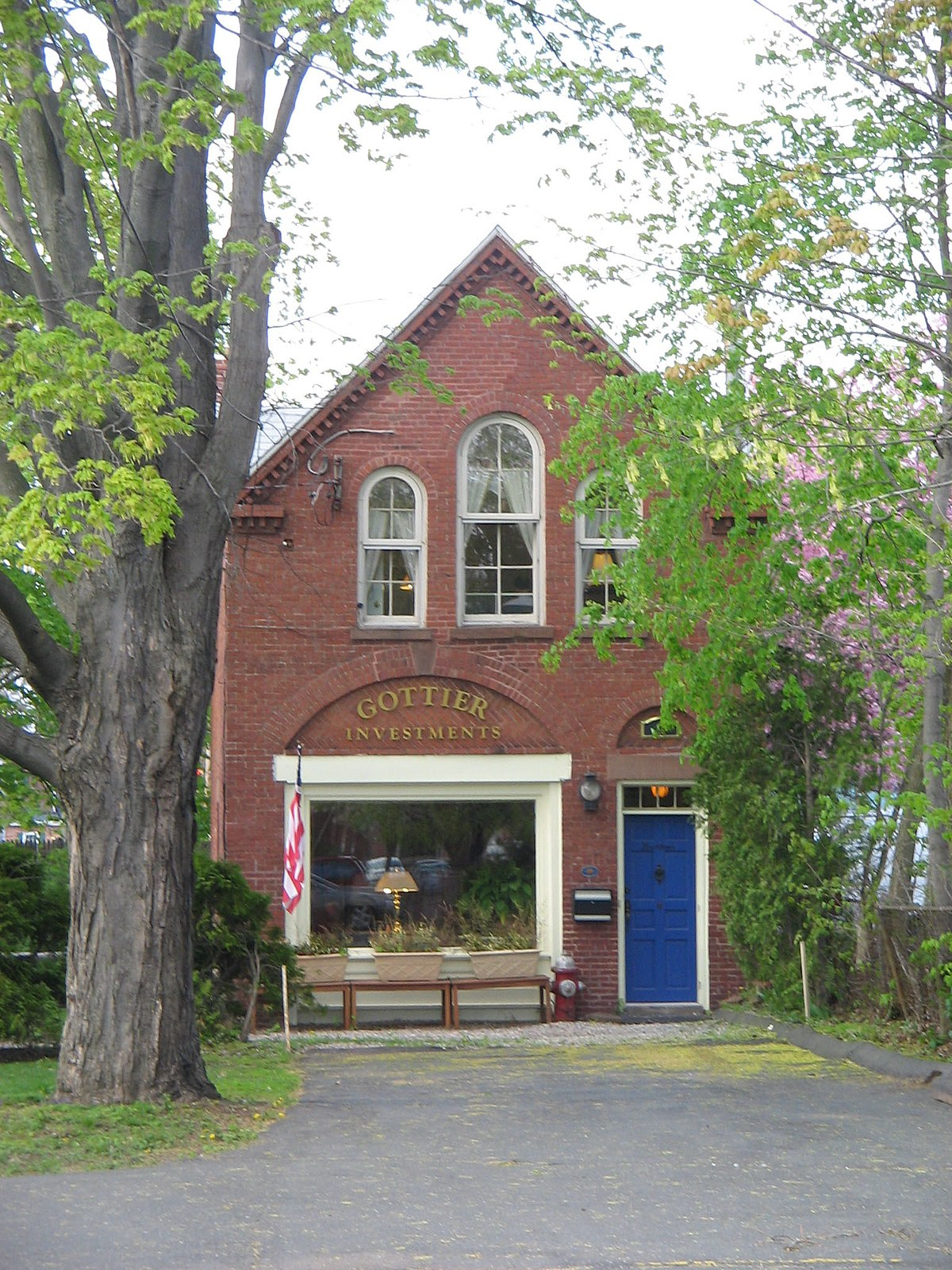 East Windsor Ct >> Former firehouse, Windsor, Connecticut - Wikipedia