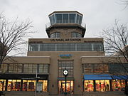 Former Glenview Naval Air Station Tower